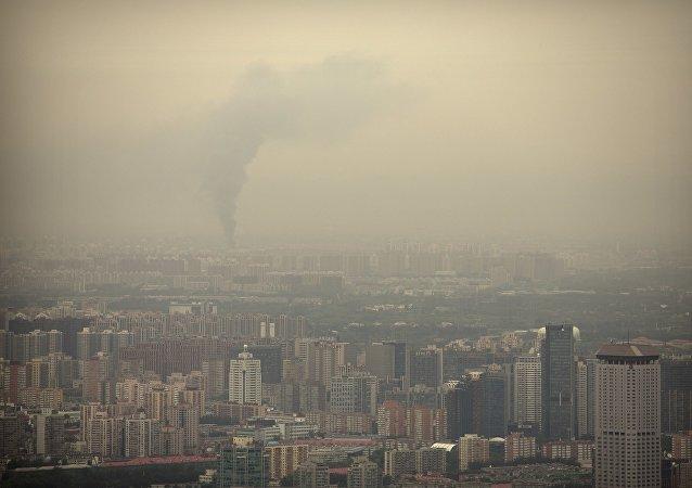 北京市環保局:2017年北京市空氣質量顯著改善