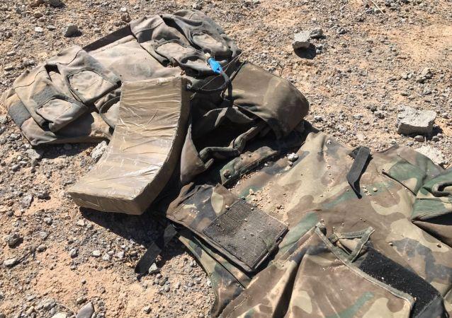 以美國為首的聯軍在「伊斯蘭國」控制的地區內發現了化武
