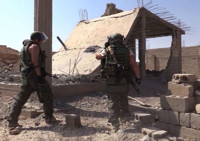 俄罗斯驻叙利亚停战委员会一昼夜发现4起违反停火协议事件