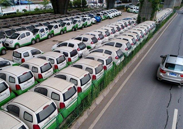 德國擔心中國對進口電動車實行限額
