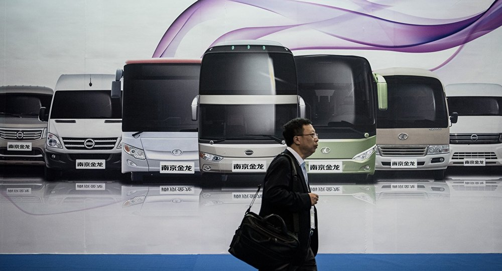電動公共汽車, 香港