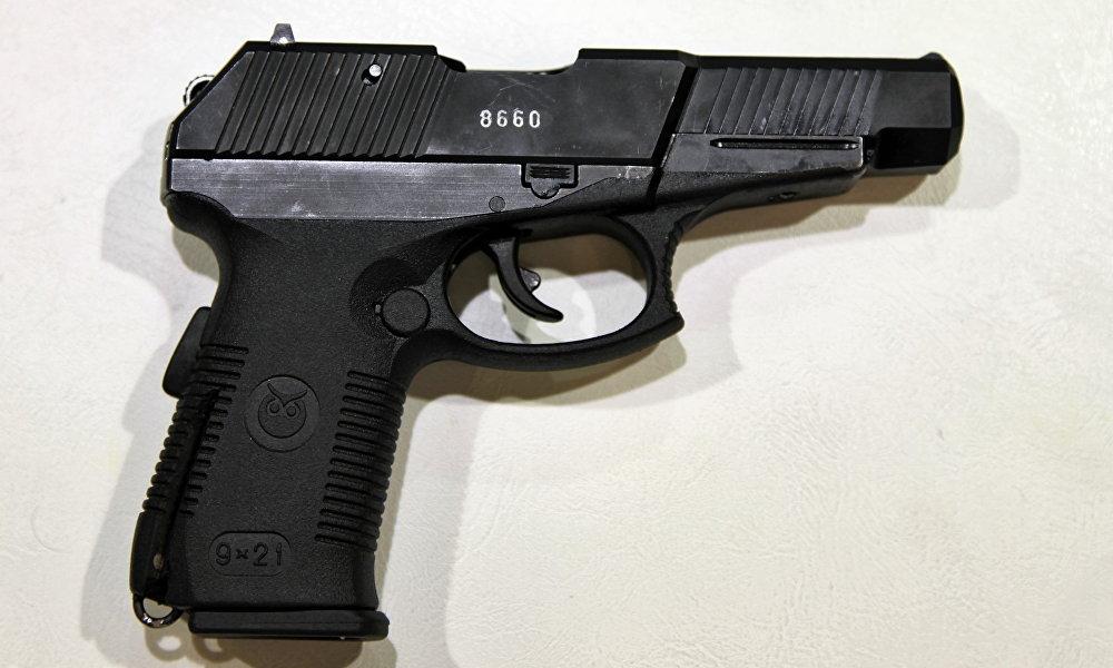 俄罗斯联邦安全总局和俄罗斯联邦警卫局的特种部门开始列装使用SP-10子弹的 SR1微型手枪