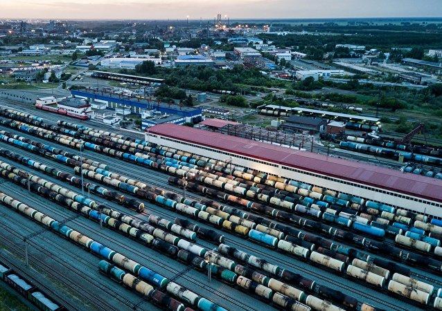 中俄原油管道9月输油量达129万吨