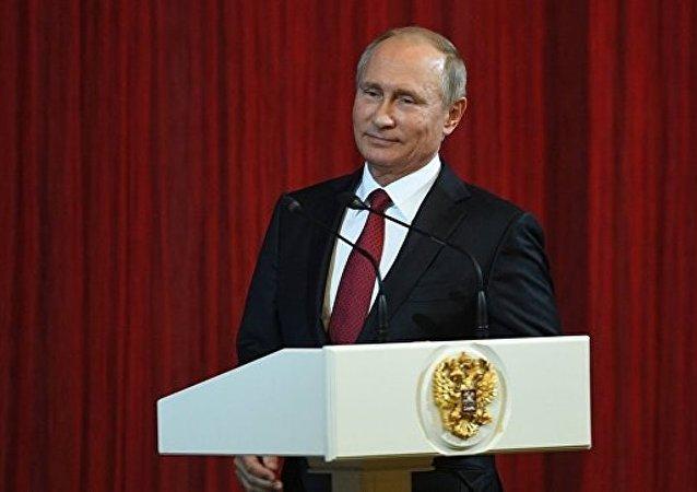 普京将在生日当天与俄安全会议常任成员召开会议
