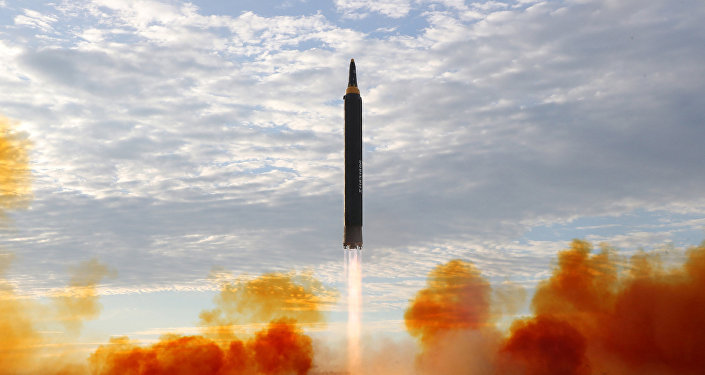 韩国和美国商定合理回应朝鲜发射行为