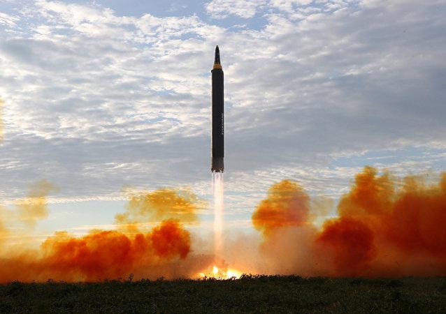 美军高层指朝鲜未展现洲际弹道导弹所有要素