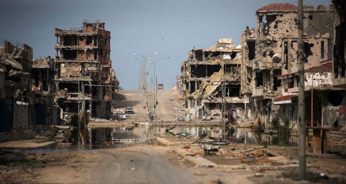 克宮:利比亞不應恢復流血衝突