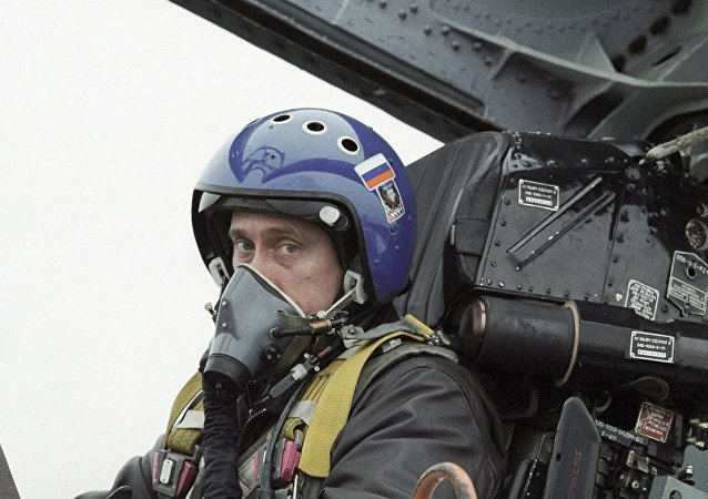 俄罗斯总统普京(图片资料)