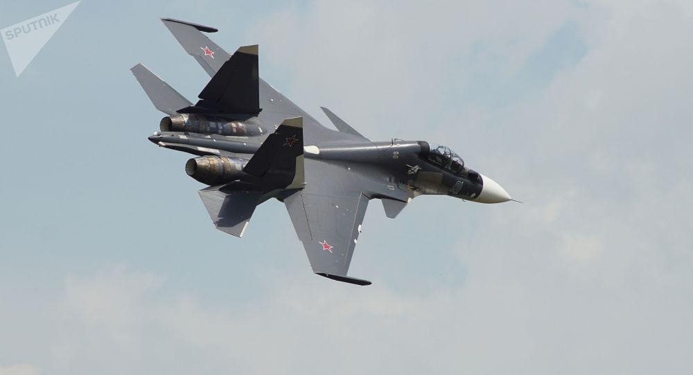 亞美尼亞或從俄羅斯採購蘇-30戰鬥機