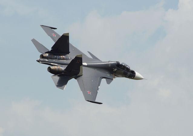 亚方计划向俄购买12架苏-30SM战斗机