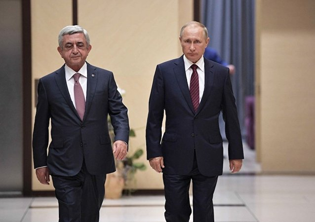 亚俄两国总统