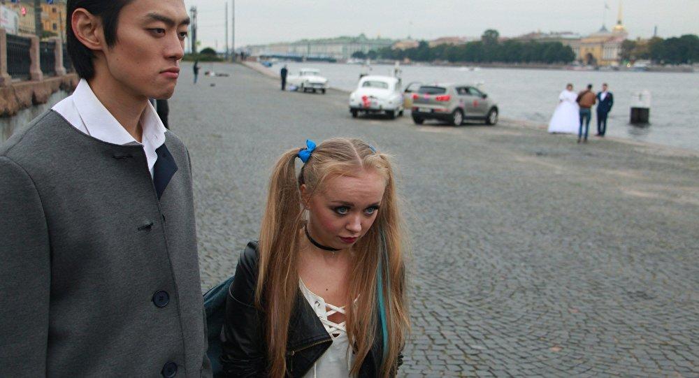 《勿勿那年彼得堡》: 在線連續劇講述年輕中國人在俄生活