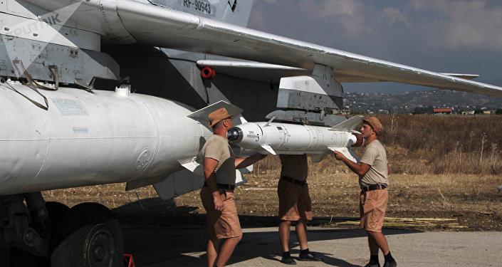 俄罗斯空天军在叙利亚行动两周年