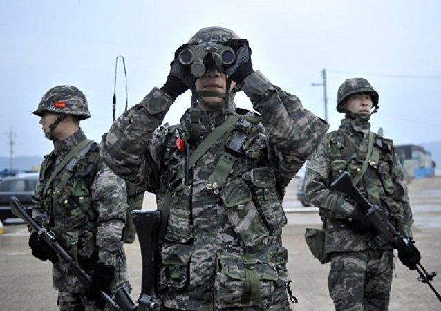 韩国不会因朝鲜抗议而缩减韩美年度例行联演