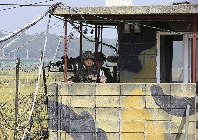 媒体:特朗普访韩期间计划参观朝韩非军事区