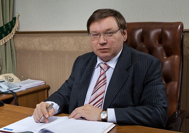 俄罗斯伊万诺夫州前州长巴维尔·柯尼科夫