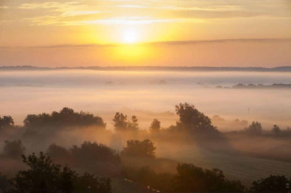 匈牙利的雾