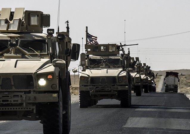 美国未计划在日内瓦进程取得成功前撤离叙利亚