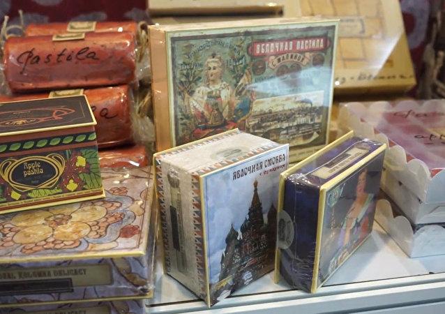 品味俄罗斯:广州举行俄罗斯商品展销会