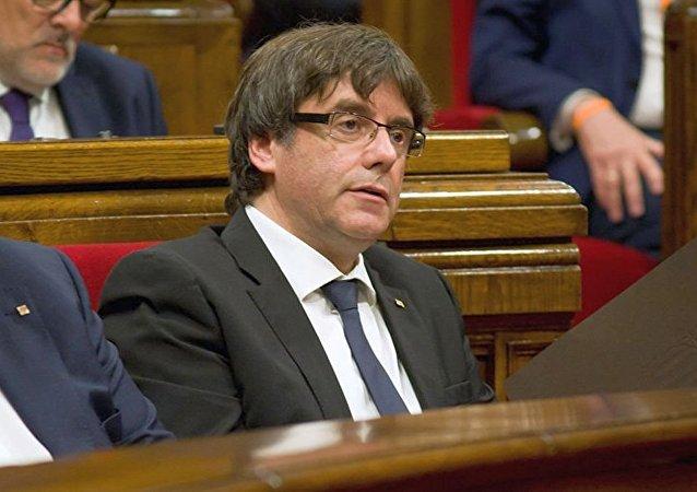 比利时检察院:普伊格德蒙特被捕24小时