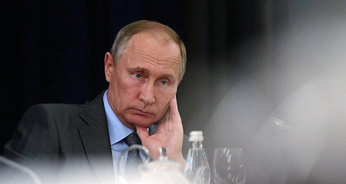 截止3月普京為俄最具影響力的政治家
