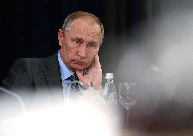 截止3月普京为俄最具影响力的政治家