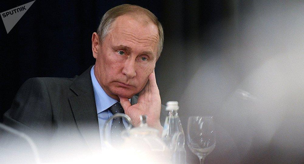 俄总统国情咨文将在联邦委员会确定2018大选日期后举行