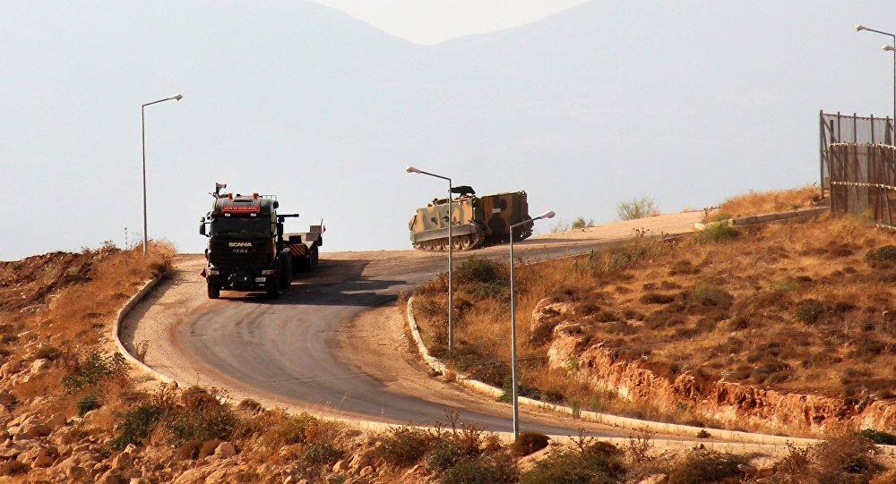 土耳其增加在敘利亞伊德利卜的軍事部署