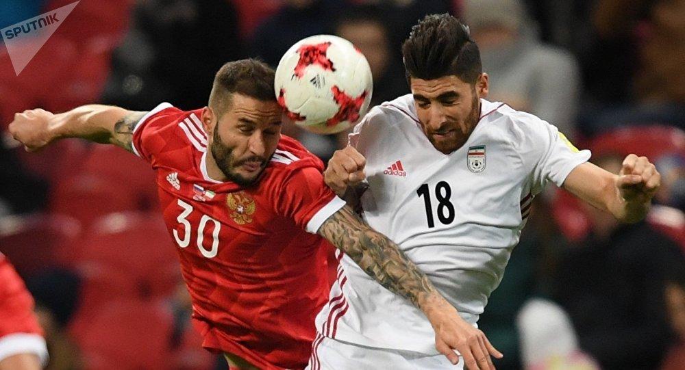 伊朗球星:俄罗斯为举办高水平世界杯比赛做好了充分准备
