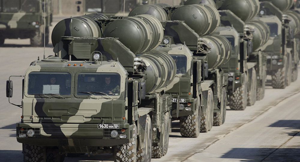 土耳其总统期望与俄罗斯联合生产S-500