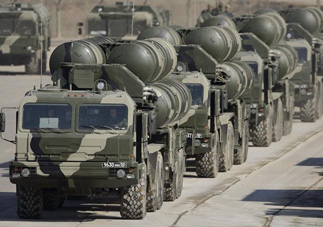 俄空天军最晚不迟于2020年开始部署S-500防空导弹系统