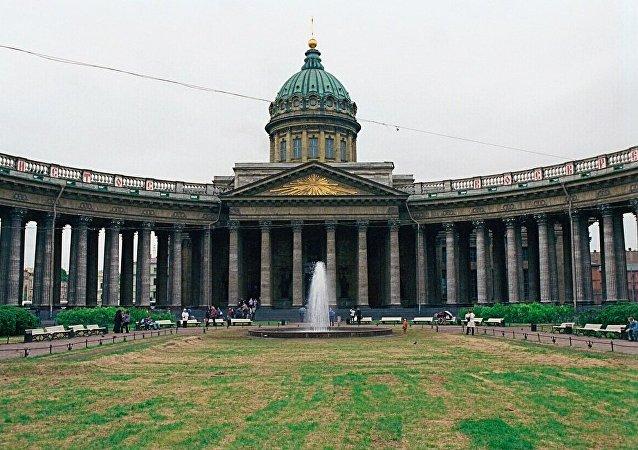 圣彼得堡喀山大教堂