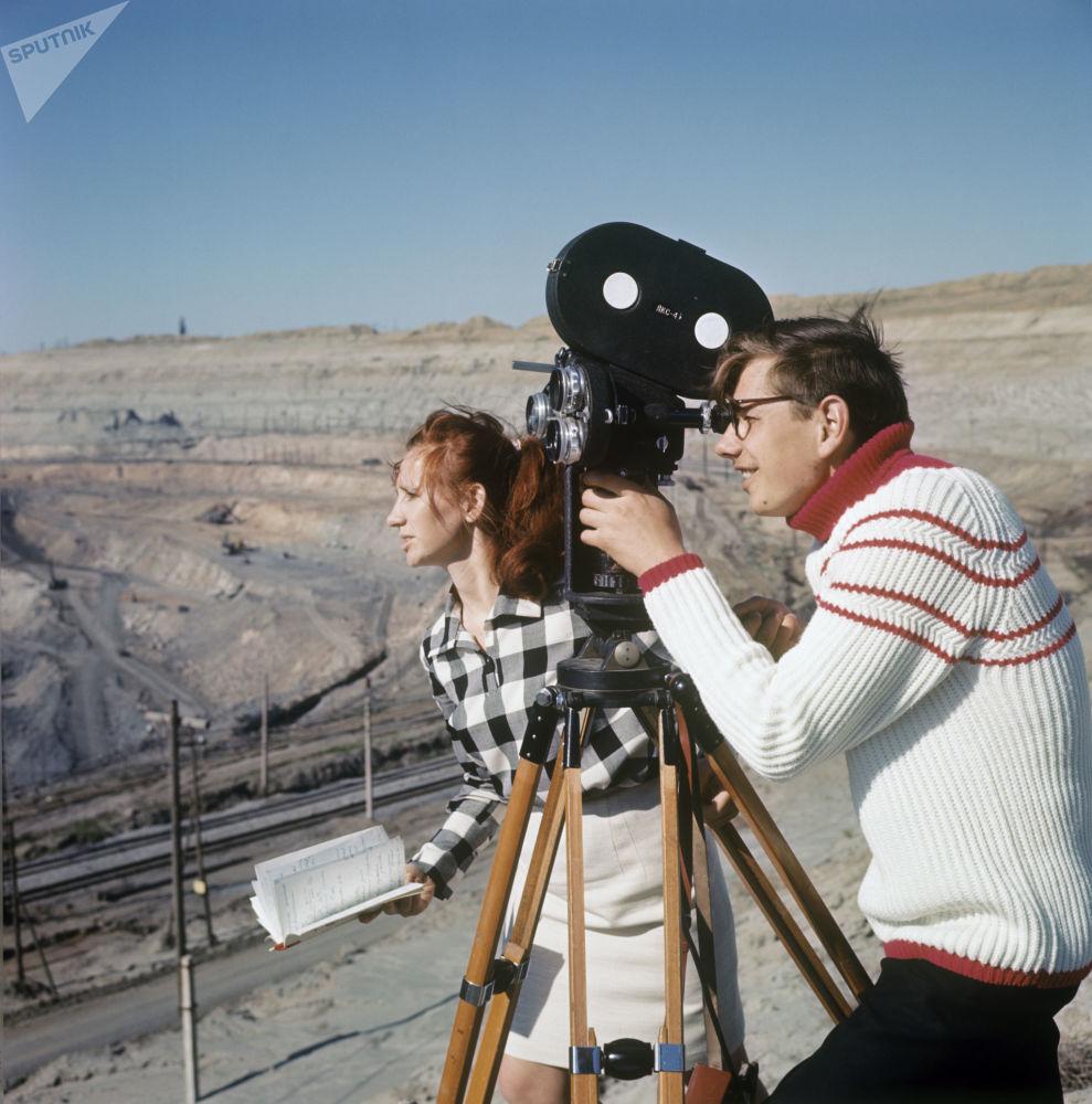 业余电影制片厂成员,1973年