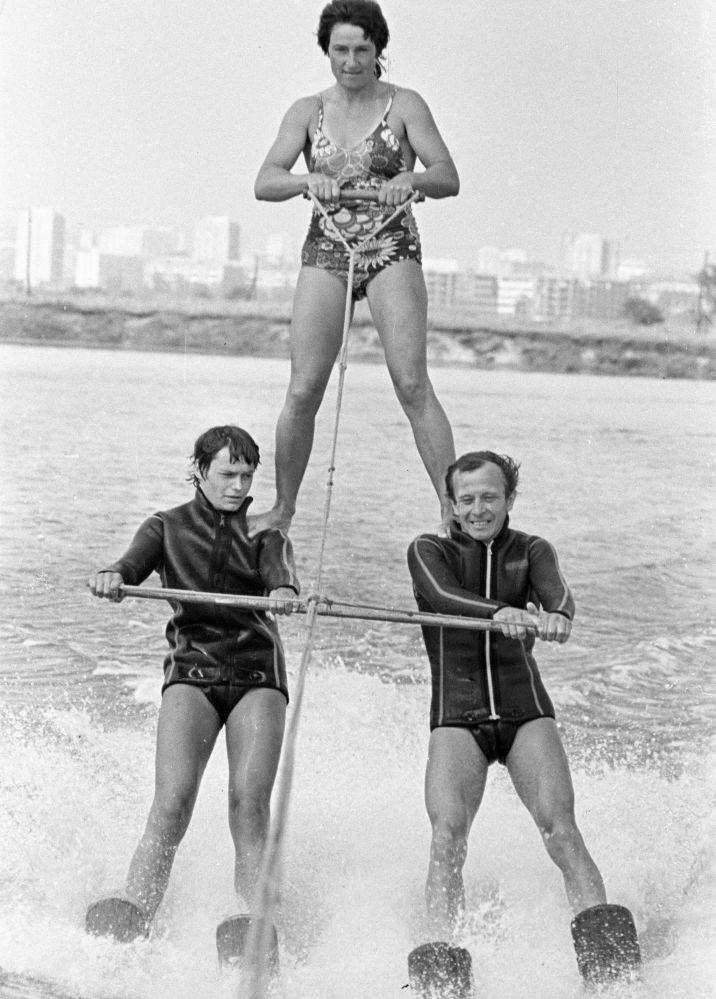 苏联滑水锦标赛,1985年