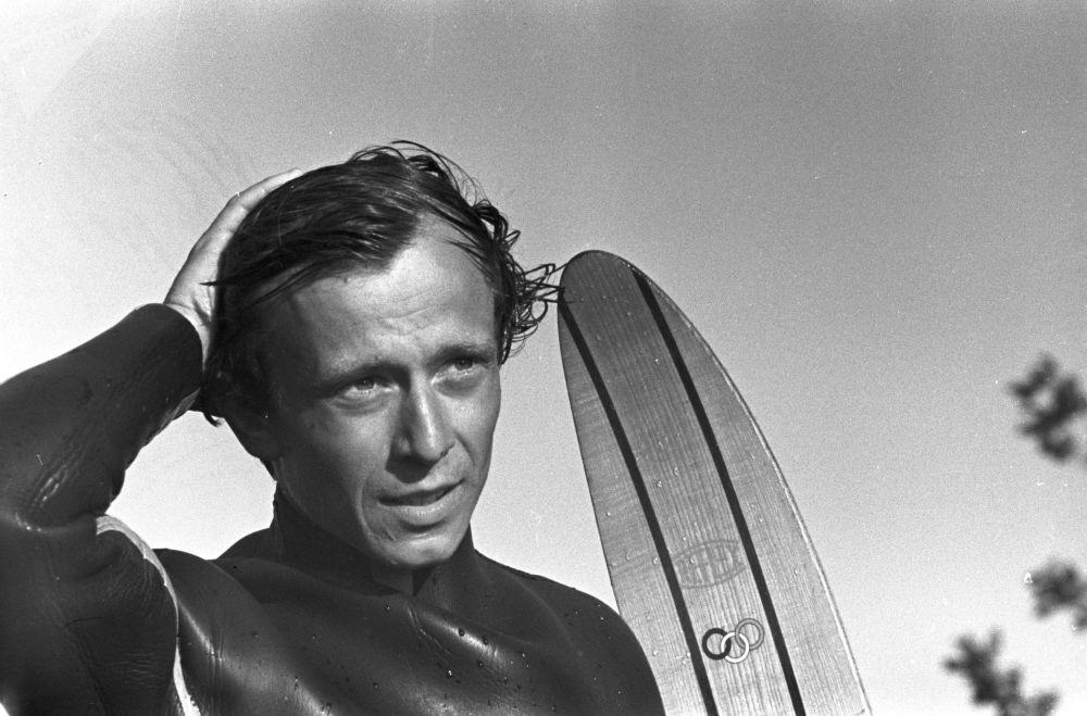 1970年苏联滑水冠军