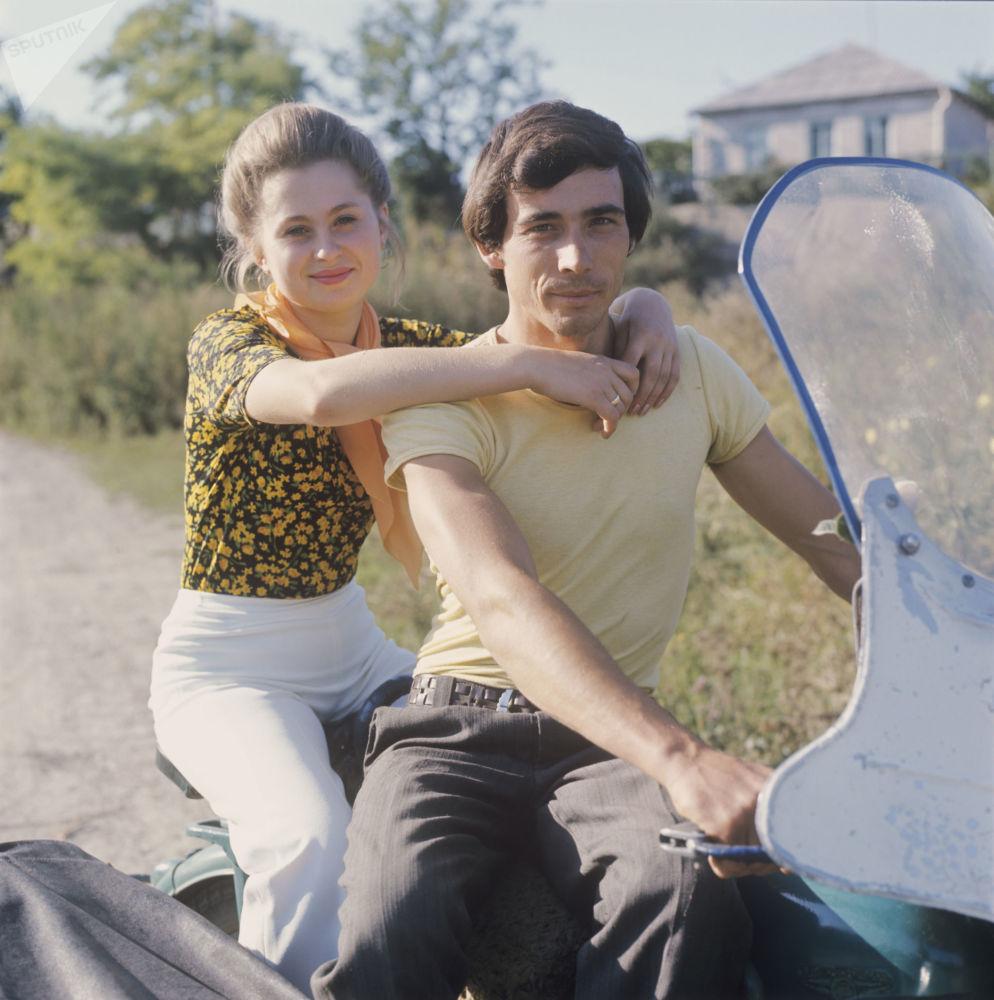 斯塔夫罗波尔的居民,1979年