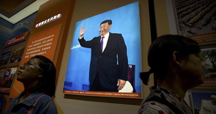 俄媒:習近平思想寫入中共黨章