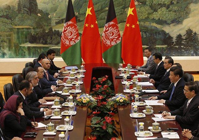 欧盟驻阿富汗特使将赴京讨论和平解决阿富汗问题
