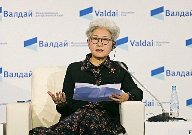 中国代表: 美国坠入自己的地缘政治陷阱
