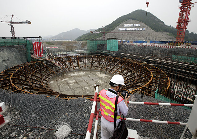 中国欲成核电强国