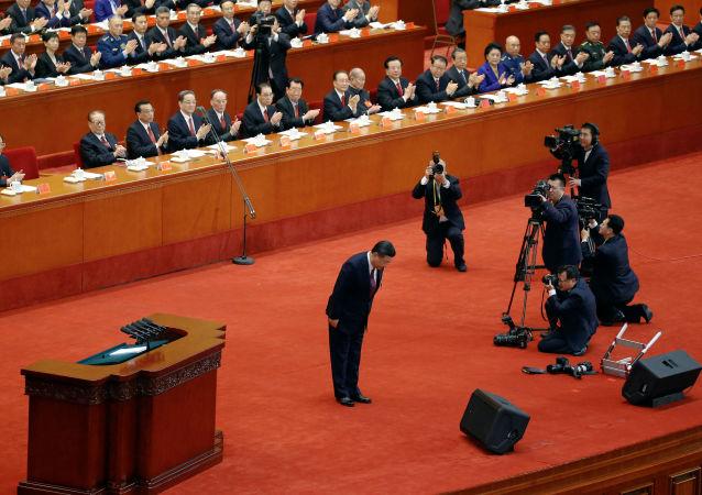 習近平:中共黨員的使命是為中國人民謀幸福