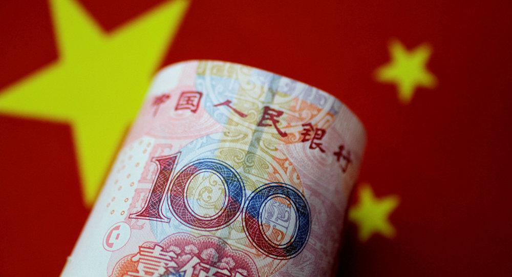 人民幣繼續貶值而中國黃金外匯儲備不斷增加
