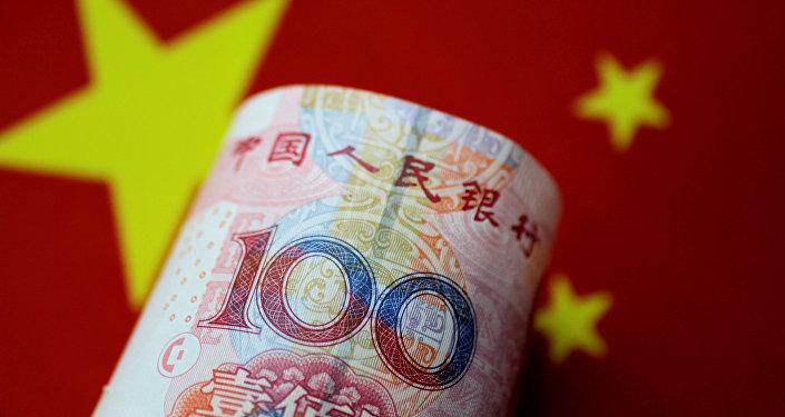 人民币继续贬值而中国黄金外汇储备不断增加