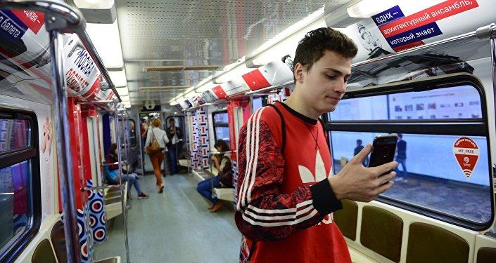 莫斯科人将为圣彼得堡陆上及地铁中的wifi使用者提供网络服务