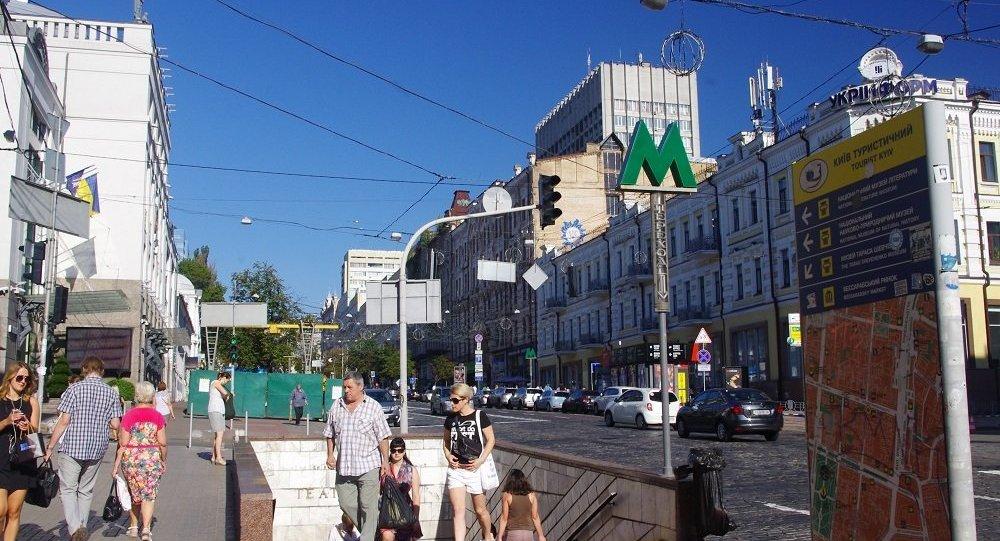 中国将为基辅40年未能建成的地铁线路投资