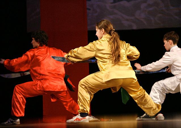 莫斯科國際太極拳和氣功藝術節
