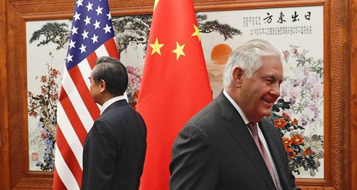 專家:美國務卿將訪印度 中國反應異常平靜