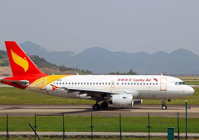 中國再次發生朝飛機發動機扔硬幣事件涉事老太已被拘留