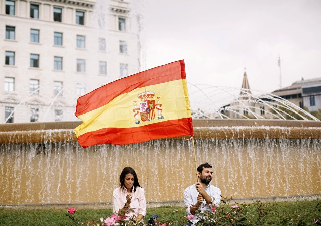 媒体:西班牙劳动课女教师尝试修复古代雕像失败 (图片)