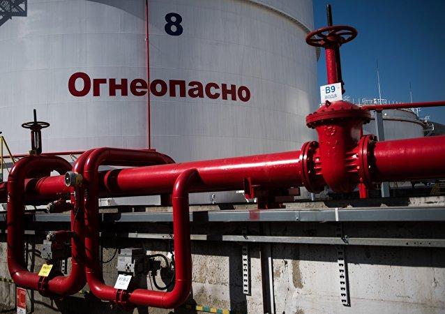 俄對華管輸原油出口量今年前四個月同比增加47%
